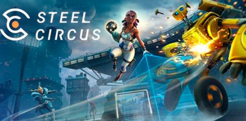 El juego deportivo futurista, Steel Circus, se lanza en acceso anticipado gratuito de Steam