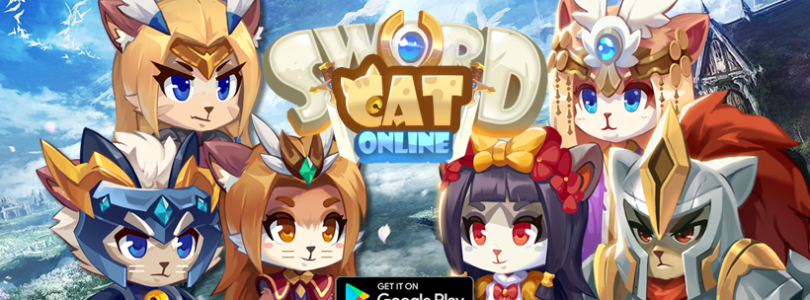 Sword Cat Online, un MMO de gatos para Android