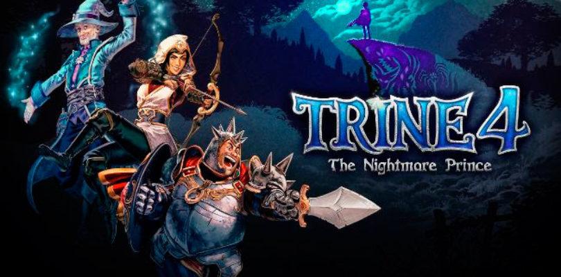 Trine 4 ya está disponible en Steam y consolas