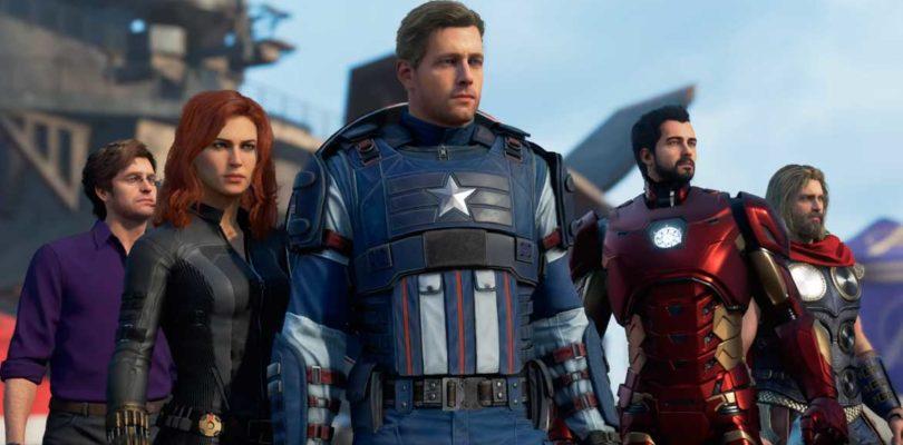 Marvel's Avengers retrasa su lanzamiento hasta septiembre