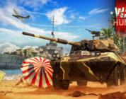 El evento de verano de War Thunder se llama Operación H.E.A.T.