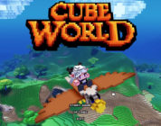Cube World ya está disponible desde Steam