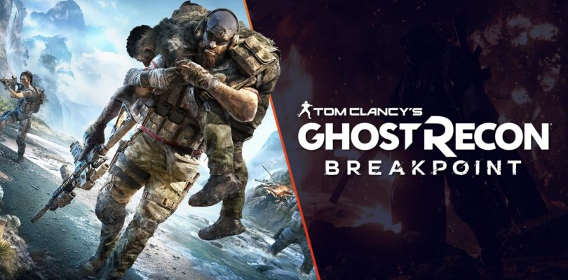 Tom Clancy's Ghost Recon Breakpoint anuncia la beta abierta