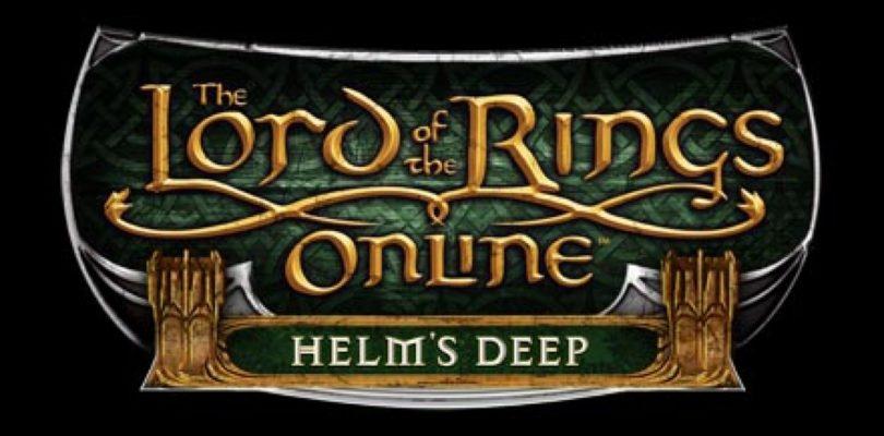 Lord of the Rings Online pone su expansión Helm's Deep a mitad de precio