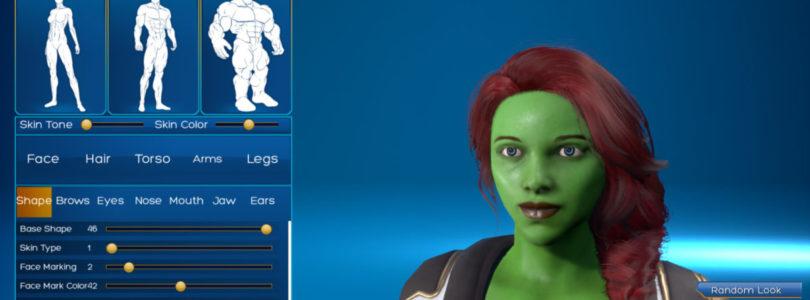 Ship of Heroes actualiza su creador de personaje
