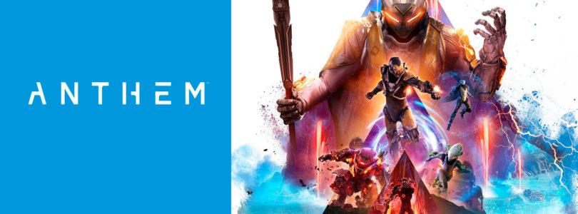 Ahora puedes jugar Anthem con la suscripción básica de EA