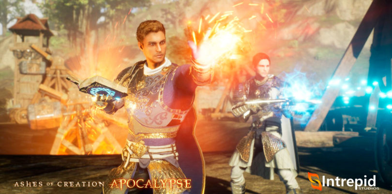Ashes of Creation Apocalypse empezará su acceso anticipado en Steam esta próxima semana