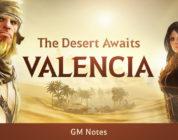 Llega el desierto Valencia a Black Desert en PlayStation 4