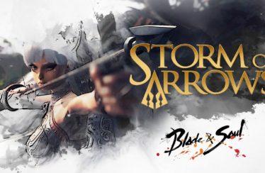 Blade & Soul lanza el tráiler de Storm of Arrows