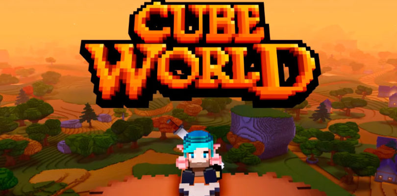 Cube World regresa y prepara su lanzamiento en Steam