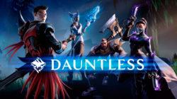 Dauntless se actualiza para quitar el límite de FPS en PC, arreglar errores y balancear los Aether Strikers