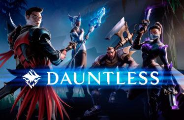 Dauntless se lanza oficialmente con su actualización 1.0 en PC y consolas