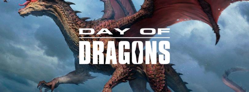 Day of Dragons es un survival sandbox en el que eres un dragón y que está arrasando en Kickstarter