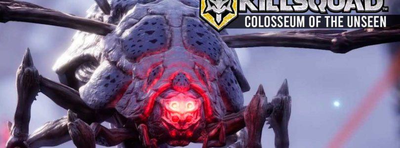 Killsquad se actualiza con el Coliseo, sistema de reputación, nuevo vendedor y objetos