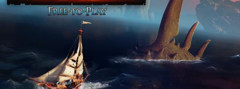 El battle royale de barcos Maelstrom se vuelve free to play