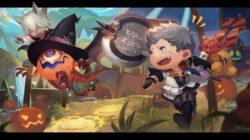 Final Fantasy XIV Online trae de vuelta un año más su evento de Halloween 'All Saints' Wake'