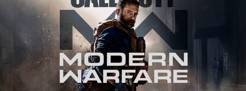 Call of Duty: Modern Warfareya está disponible