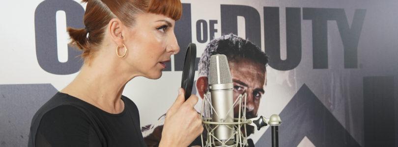 Call of Duty: Modern Warfare está doblado por la actriz Najwa Nimri