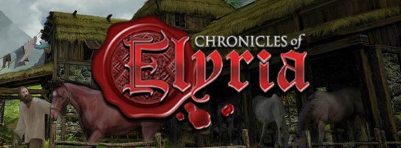 Chronicles of Elyria ha anunciado que lleva recaudados más de 7.7 millones de dólares
