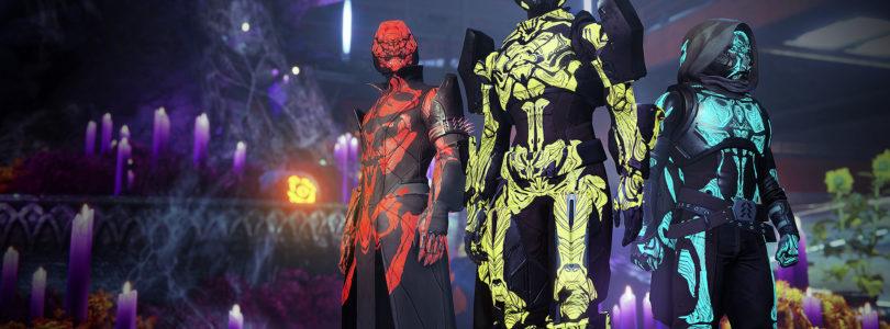 Ya es Halloween en Destiny 2 para PC, PS4 y Xbox One