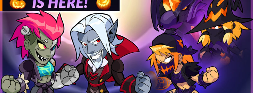 Arranca el evento de Halloween de Brawlhalla y el crossplay con PlayStation 4