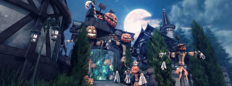 Astellia Online arranca hoy su evento de Halloween