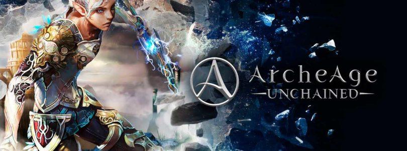 ArcheAge Unchained ofrece regalos hasta el 13 de febrero