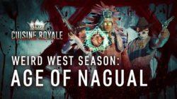 """Cuisine Royale anuncia su parche y nuevo mapa  """"Weird West: Age of Nagual"""""""