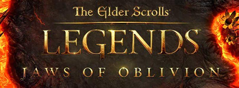 Ya está disponible, Fauces de Oblivion, el nuevo pack de expansión para The Elder Scrolls: Legends