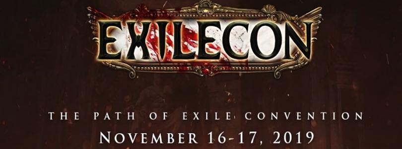 Path of Exile nos enseña el merch que habrá en la Exilecon