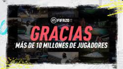 EA Sport confirma 10 millones de jugadores en FIFA 20