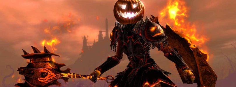 Regresa el festival de La Sombra de Rey Loco a Guild Wars 2