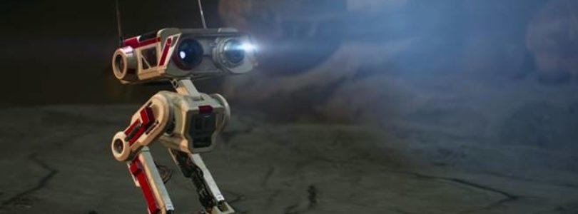 Así se hizo a BD-1, nuestro compañero en Star Wars Jedi: Fallen Order