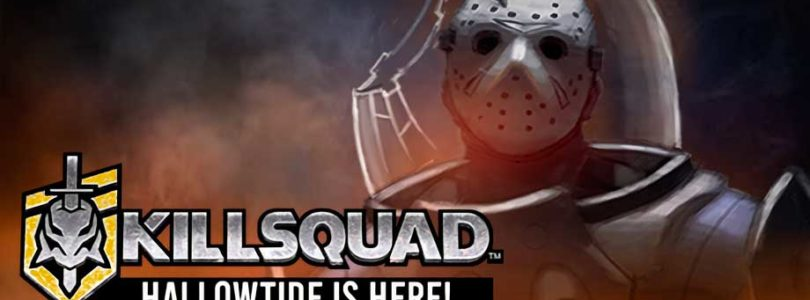 Killsquad también arranca su evento de Halloween