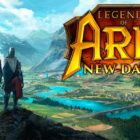"Legends of Aria se transformara en Free To Play con la llegada de la actualización ""New Dawn"""