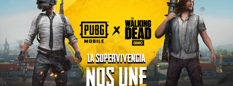 PUBG Mobile y The Walking Dead anuncian un crossover