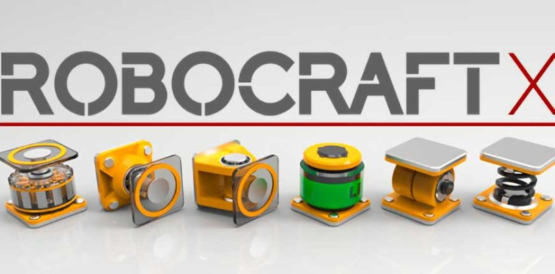 RobocraftX prepara grande cambios, cambio de nombre y dejará de ser Free to Play