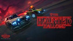 Stranger Things estará en el evento de Halloween de Rocket League el 14 de octubre
