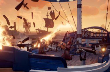 Ya está aquí el evento de navidad de Sea of Thieves