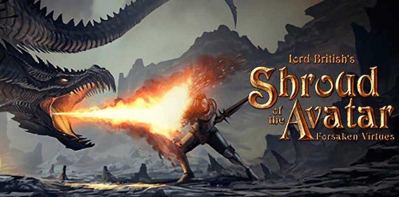 Catnip Games adquiere el juego Shroud of the Avatar