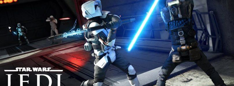 Star Wars Jedi: Fallen Order estrena trailer de lanzamiento