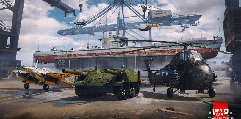 La Operación Astillero en War Thunder Trae un Exótico Tanque de dos Cañones y más