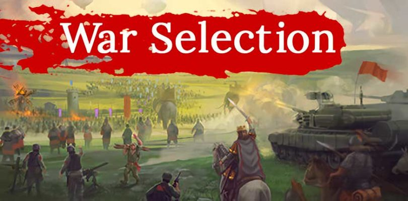 War Selection es un nuevo RTS Online que se lanza hoy como Free to Play en acceso anticipado