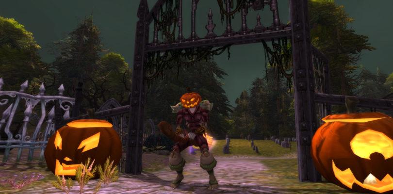 Vuelve Halloween y el Jinete decapitado a World of Warcraft