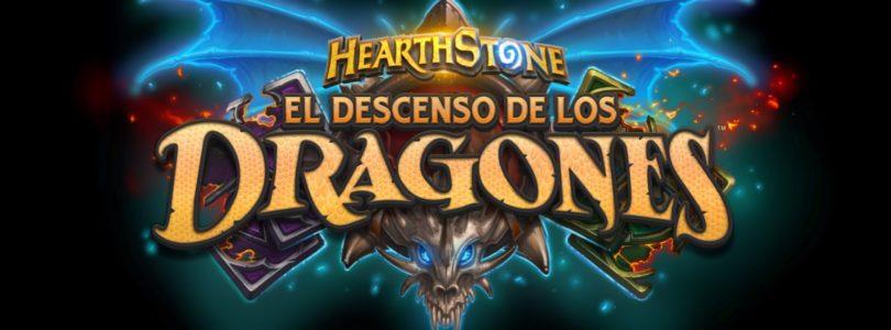 Blizzard anuncia El Descenso de los Dragones, la nueva expansión de Hearthstone, el 10 de diciembre