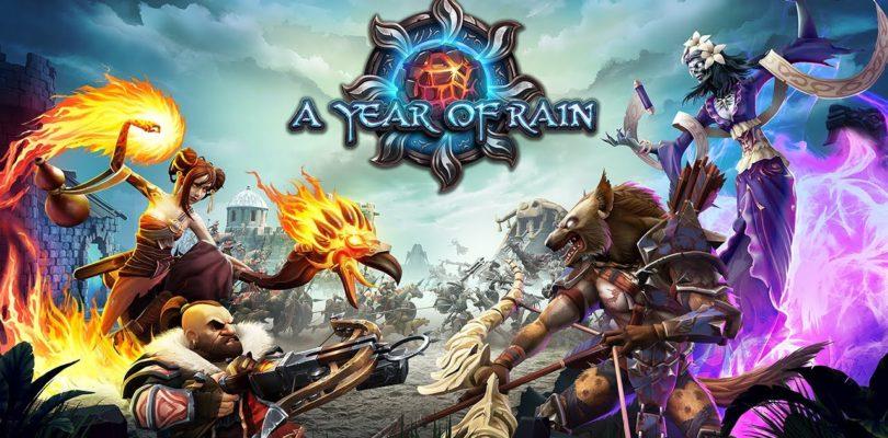 Daedalic Entertainment lanza hoy A Year of Rain en acceso anticipado