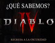 Diablo IV – Todo lo que sabemos – Mundo abierto, clases, palabras rúnicas, objetos míticos, comercio…