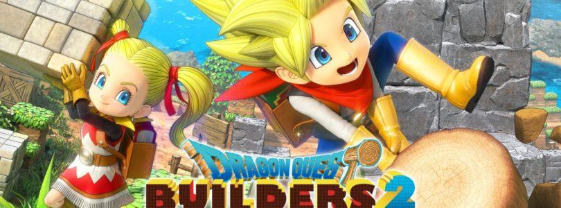 Dragon Quest Builders 2 llegará en diciembre