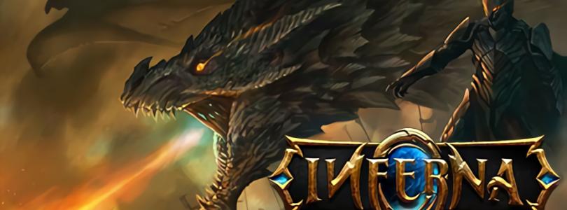 Inferna, un nuevo MMORPG gratuito que saldrá para Steam