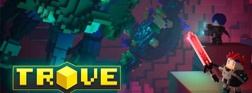 Enfréntate a poderosos Leviatanes en la nueva actualización de Trove